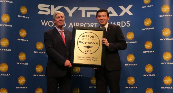 Image for Changi named world's best airport for sixth consecutive time by Skytrax; Hong Kong and Heathrow scoop dining and shopping awards